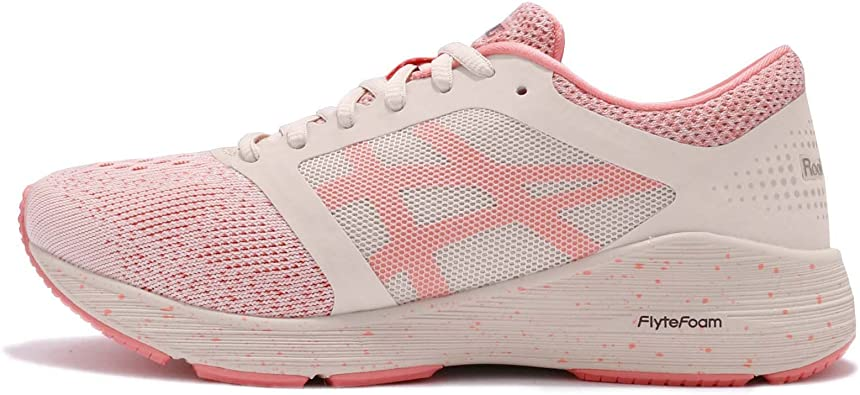 Asics Roadhawk FF Womens Zapatillas para Correr - 43.5: Amazon.es: Zapatos y complementos