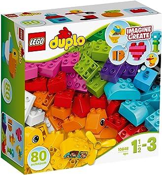 LEGO® DUPLO® Meine ersten Bausteine Kinder Spielzeug Geschenk Lego Duplo Box