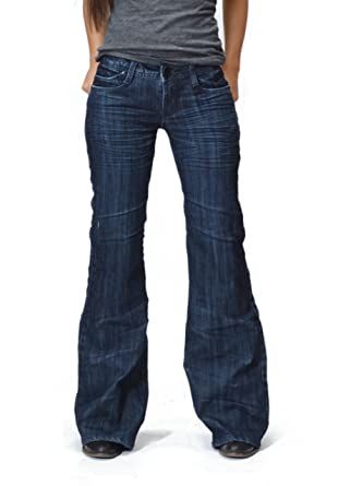 Cindy H Women's Bell Bottom Flares at Amazon Women's Jeans store