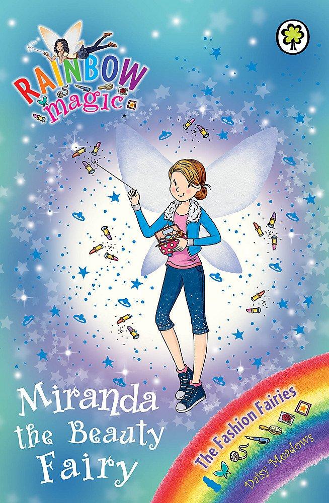 Rainbow Magic: Miranda the Beauty Fairy: The Fashion Fairies Book 1 PDF