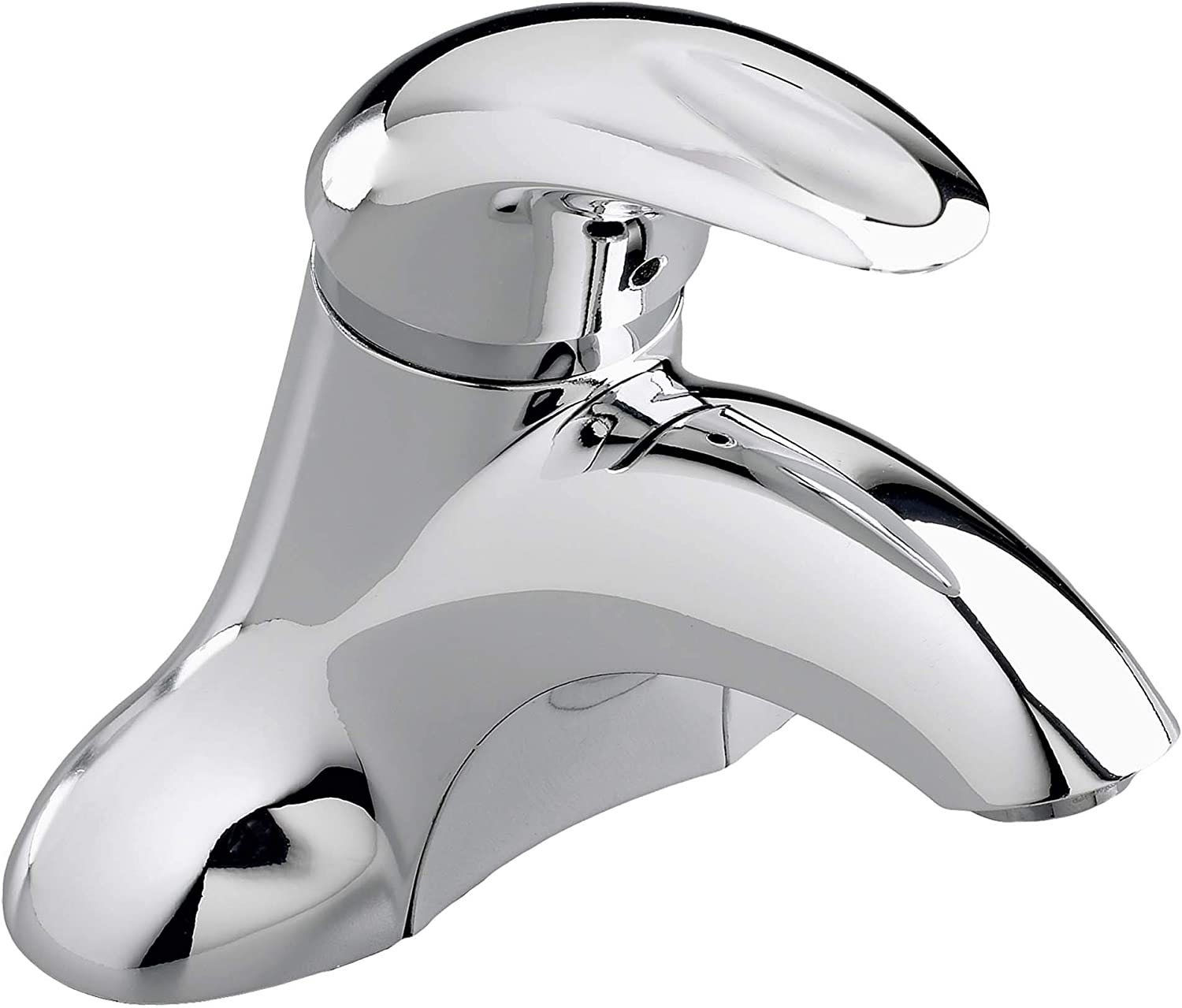 American Standard 7385.000.002 Reliant 3 Bathroom Centerset Faucet, Polished Chrome