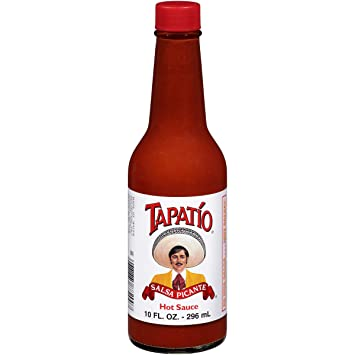 Tapatio Salsa Picante Hot Sauce, 10.0-Ounce (Pack of 12)