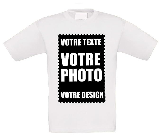 Tee-Shirt Personnalisable qualité supérieure