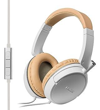 Edifier H840, auriculares de diadema para audiófilo (supraurales, aíslan del ruido, estéreo), color negro: Amazon.es: Electrónica