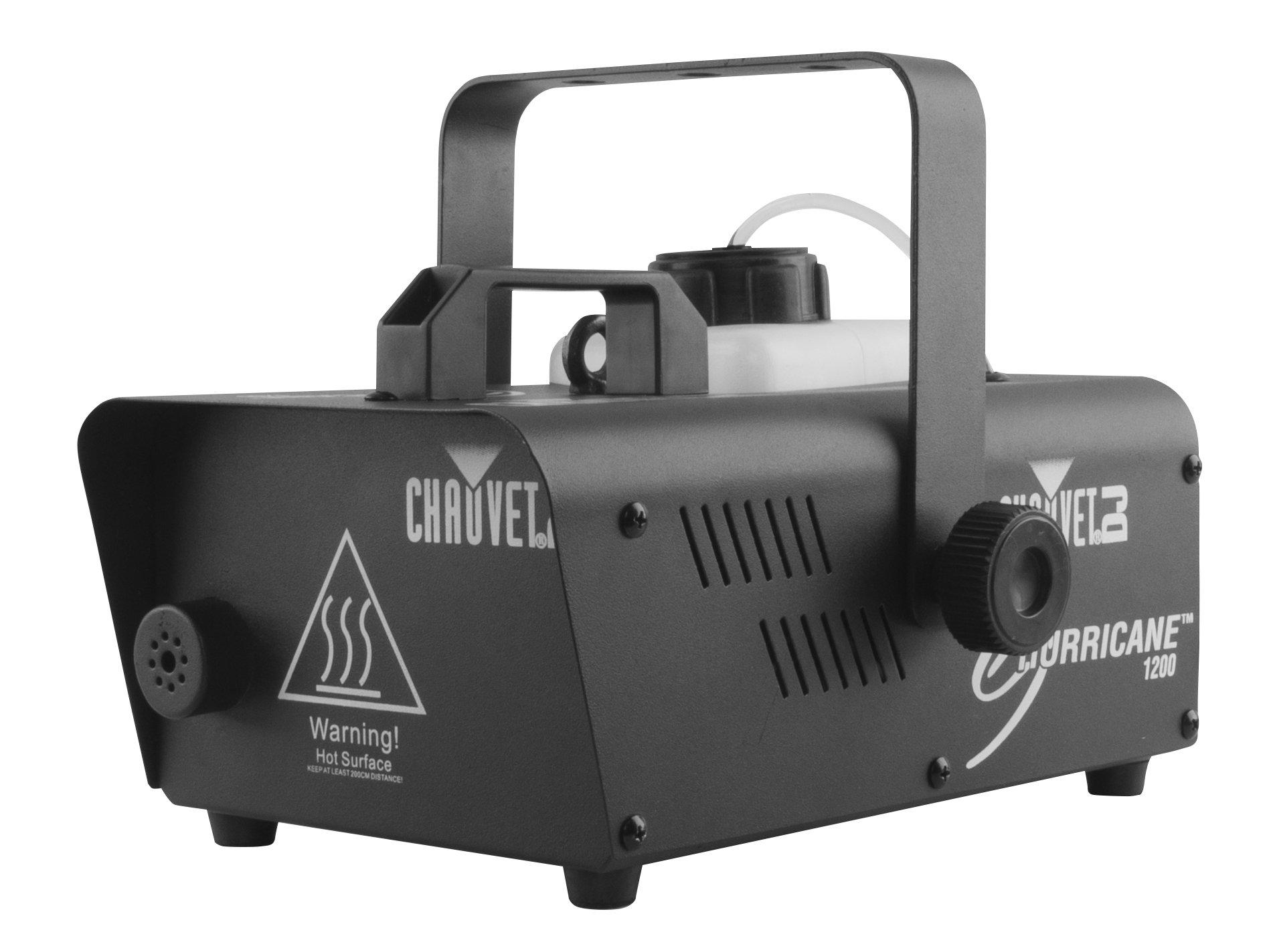 CHAUVET DJ H1200 Compact and Lightweight Fog Machine w/Timer Remote by CHAUVET DJ (Image #4)