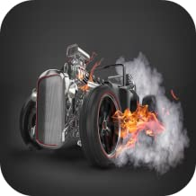 Hot Rod Car Parking Simulator Games Free For Kids Racers + Cool Car Puzzles Matcging Fun For Toddlers