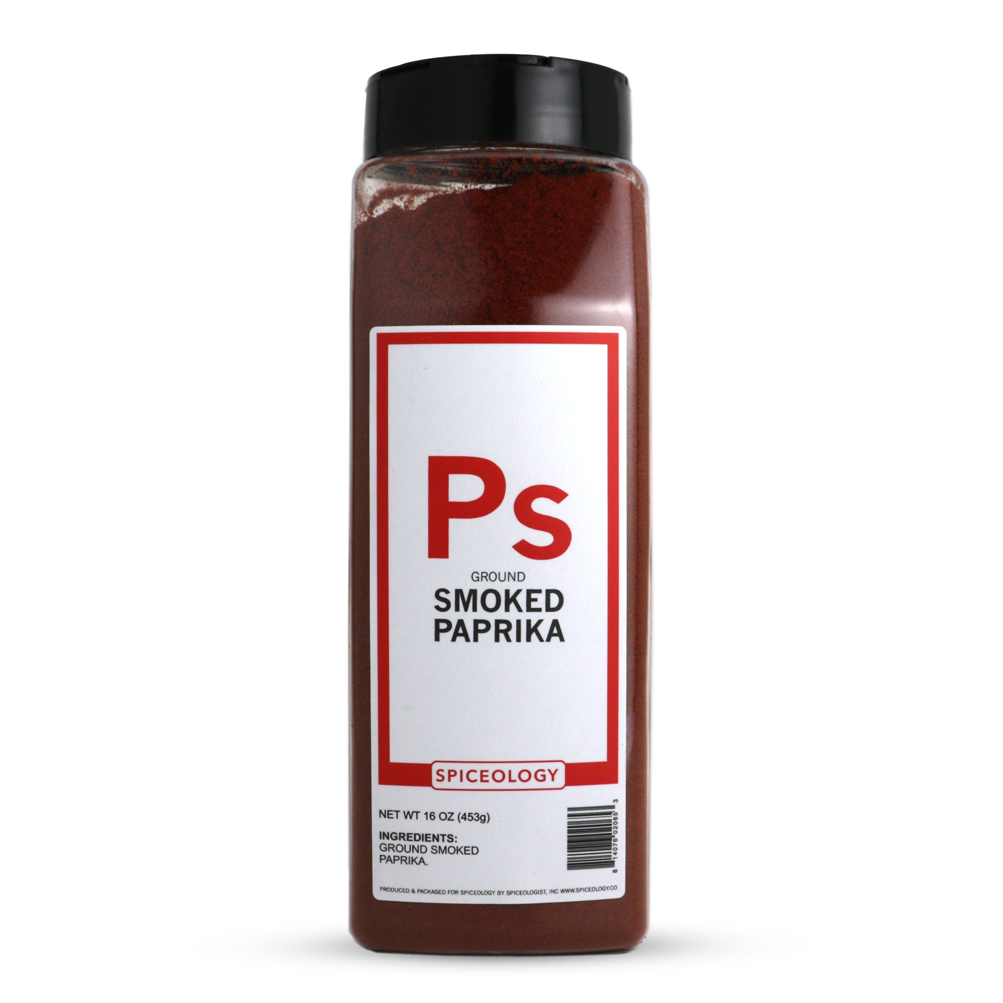 Spiceology Premium Spices - Smoked Paprika Powder, 16 oz