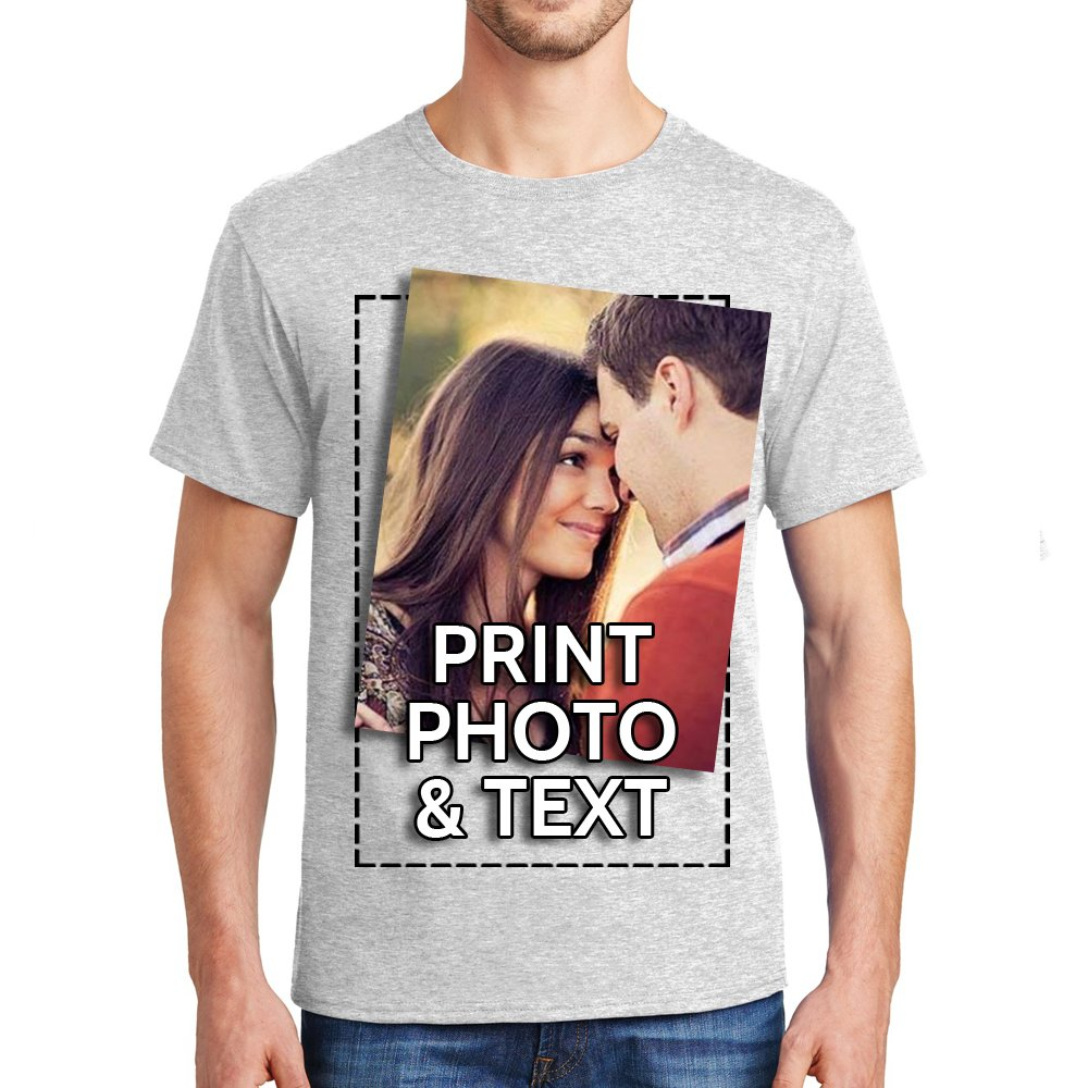 Amazon Custom T Shirts Design Your Own For Men Add Photo Text 2