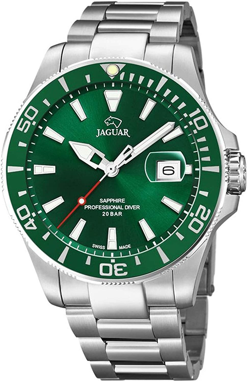 Jaguar Executive J860/B Reloj de Pulsera para Hombres