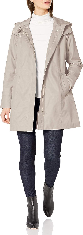 Max 68% OFF Max 68% OFF Cole Haan Women's Hooded Trenchcoat