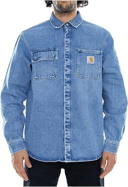 Carhartt Camicia Uomo I023977 Salinac - Camisa para hombre ...