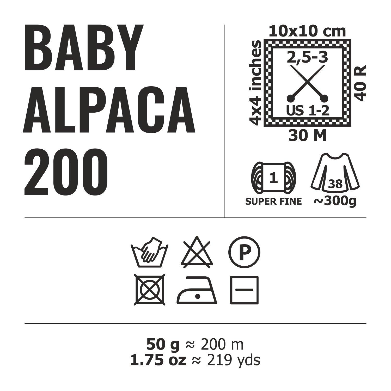 100% Alpakawolle 300g (6 x 50g) - Baby Baby Baby Alpaka Wolle (weich - kratzfrei) zum Stricken & Häkeln - 50+ Farben & 6 Garnstärken - Blau-Grün Heather B074FKSRDB Hkel- & Strickgarn a55ede