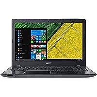 Acer Aspire ES 15 UN.GRSSI.005 15.6-inch Laptop (7th Gen Intel Core i3 7020U/4GB/1TB/Windows 10 Home/Integrated Graphics), Obsidian Black
