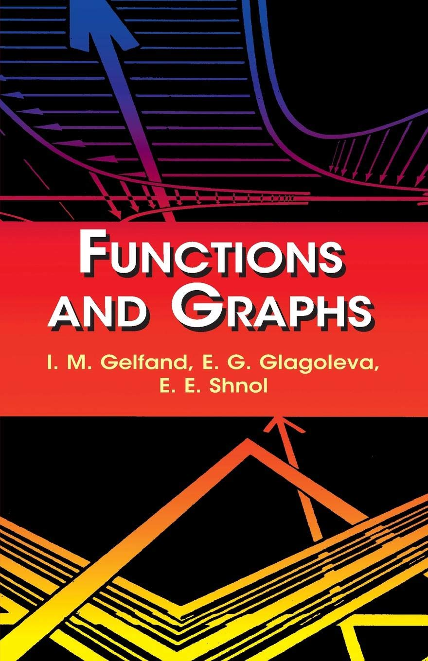 Dover Graphs Books on Mathematics Functions And