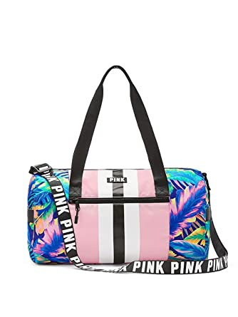 Victoria s Secret PINK Mini Duffle 17 quot  Gym Bag