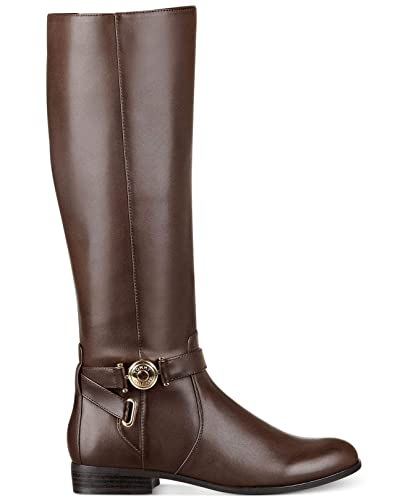 c710403a2 Image Unavailable. Image not available for. Color  Tommy Hilfiger Womens  Ilia-2 Almond Toe Knee High Fashion Boots ...