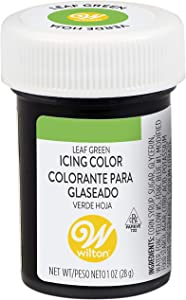 Wilton Leaf Green Icing Color, 1 oz. - Green Food Coloring