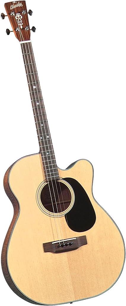 Blueridge BR-40T contemporáneo serie carcasa rígida de guitarra ...