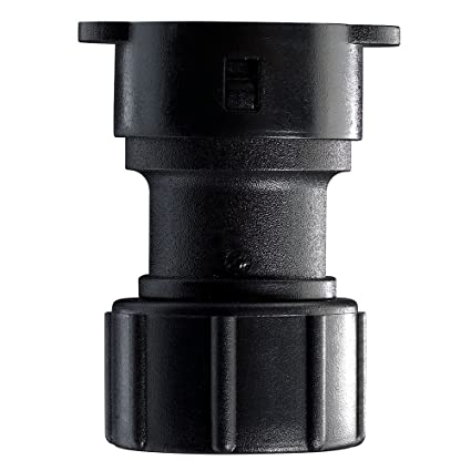 Orbit 67493 3//4 Male Pipe Thread x 1//2 Drip-Lock Drip Irrigation Adapter
