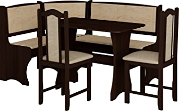 Awe Inspiring Amazon Com Meble Furniture Rugs Breakfast Kitchen Nook Gmtry Best Dining Table And Chair Ideas Images Gmtryco