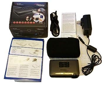 PROYECTOR WVGA OPTOMA PICO PK320 HDMI RECARGABLE FULL HD ...