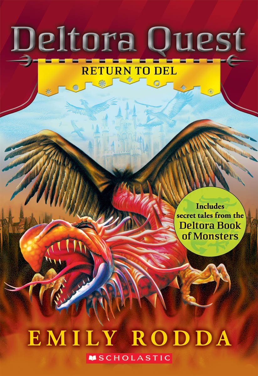 Deltora Quest #8: Return To Del: Emily Rodda: 9780545460286: Amazon:  Books