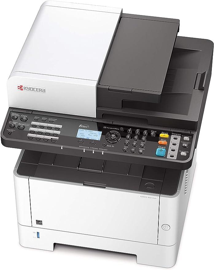 KYOCERA Ecosys P2135DN - Impresora multifunción láser (b/n 35 PPM ...