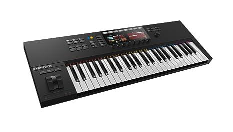 Native Instruments Komplete Kontrol S49 MK 2 - Teclado: Amazon.es: Instrumentos musicales