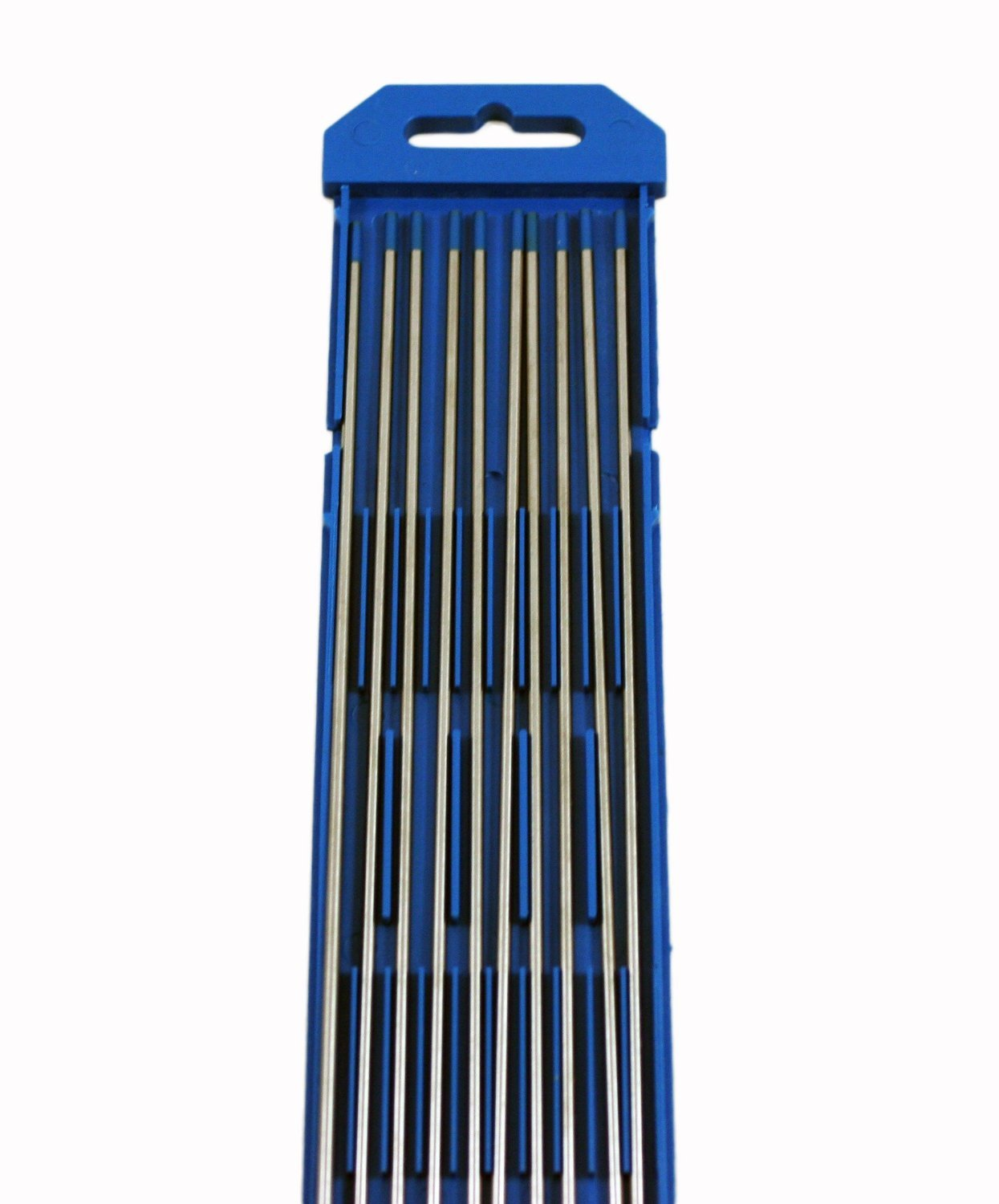 ABN Tungsten Welding Electrodes 1//16 x 7 Inch 10-Pack 1.6mm x 175mm Blue 2/% WL20 Lanthanated TIG MIG Arc AC DC