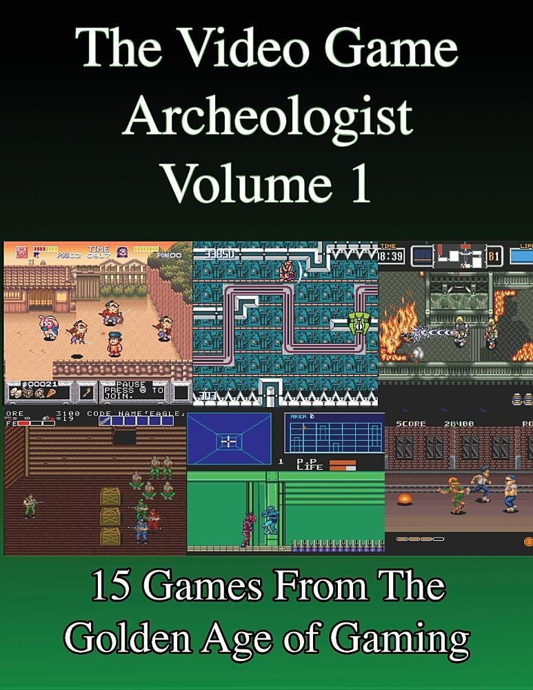 The Video Game Archeologist: Volume 1: Amazon.es: Derek ...