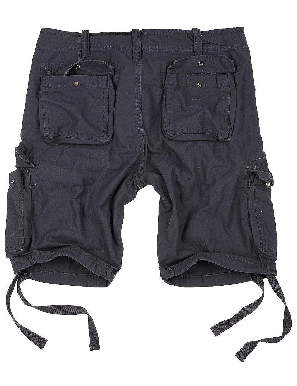 DELTA Herren Airborne Vintage Cargo Shorts