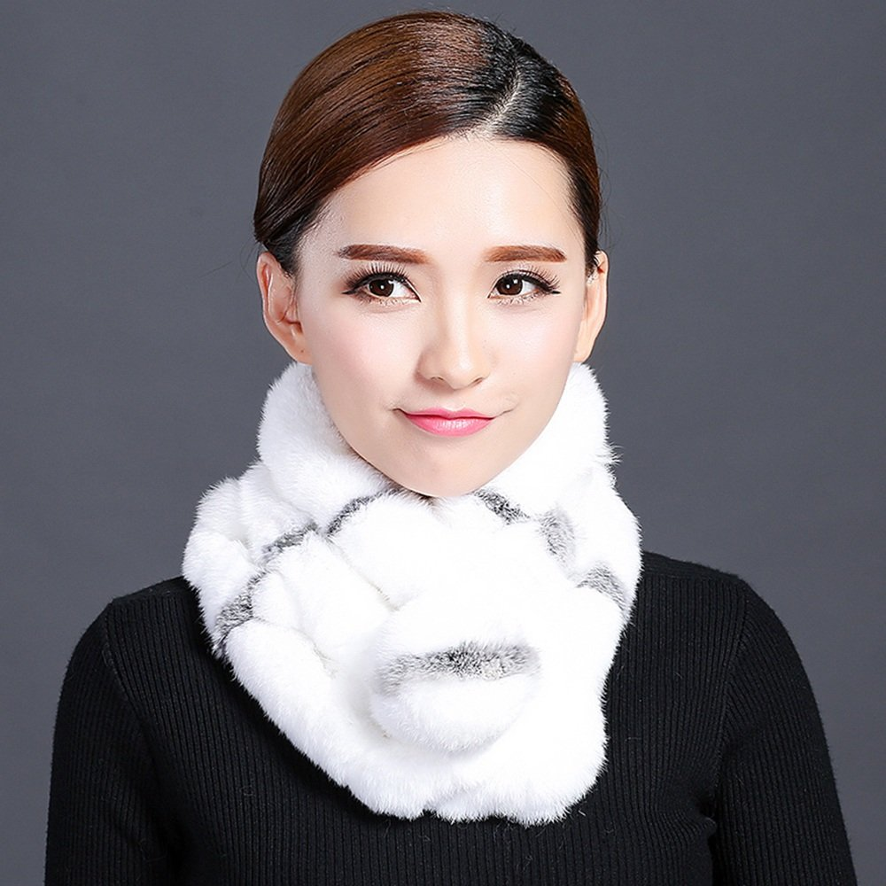 Bufanda HAIZHEN Elegante de moda Thick Scarf Fashion Warm Women Student Winter Spring y otoño con 12...