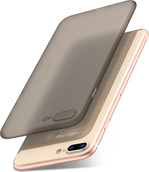 9 opinioni per TOZO ® Cover per iPhone 7 Plus [0,35 millimetri] ultrafine [Perfetta] del mondo