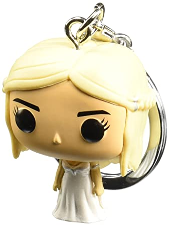 Funko 4448-PDQ Pocket POP! Keychain Game of Thrones Daenerys Targaryen