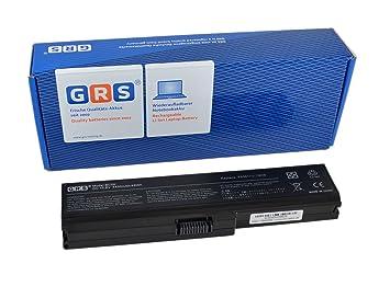 GRS – Batería para portátil TOSHIBA Satellite L750, Satellite L750D, sustituye a: PA3816U