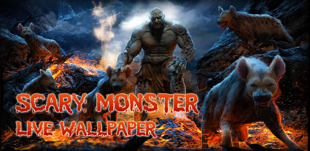 Amazon Scary Monster Live Wallpaper Appstore For Android