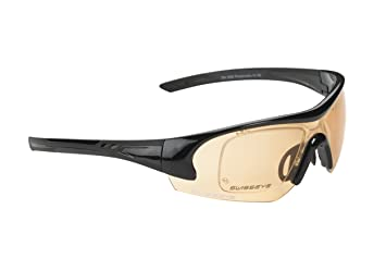 Swiss Eye Sportbrille Flash Black Matt It12Y7f6h