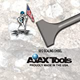 Ajax Tool Works 5009 Scaling Chisel, Electric