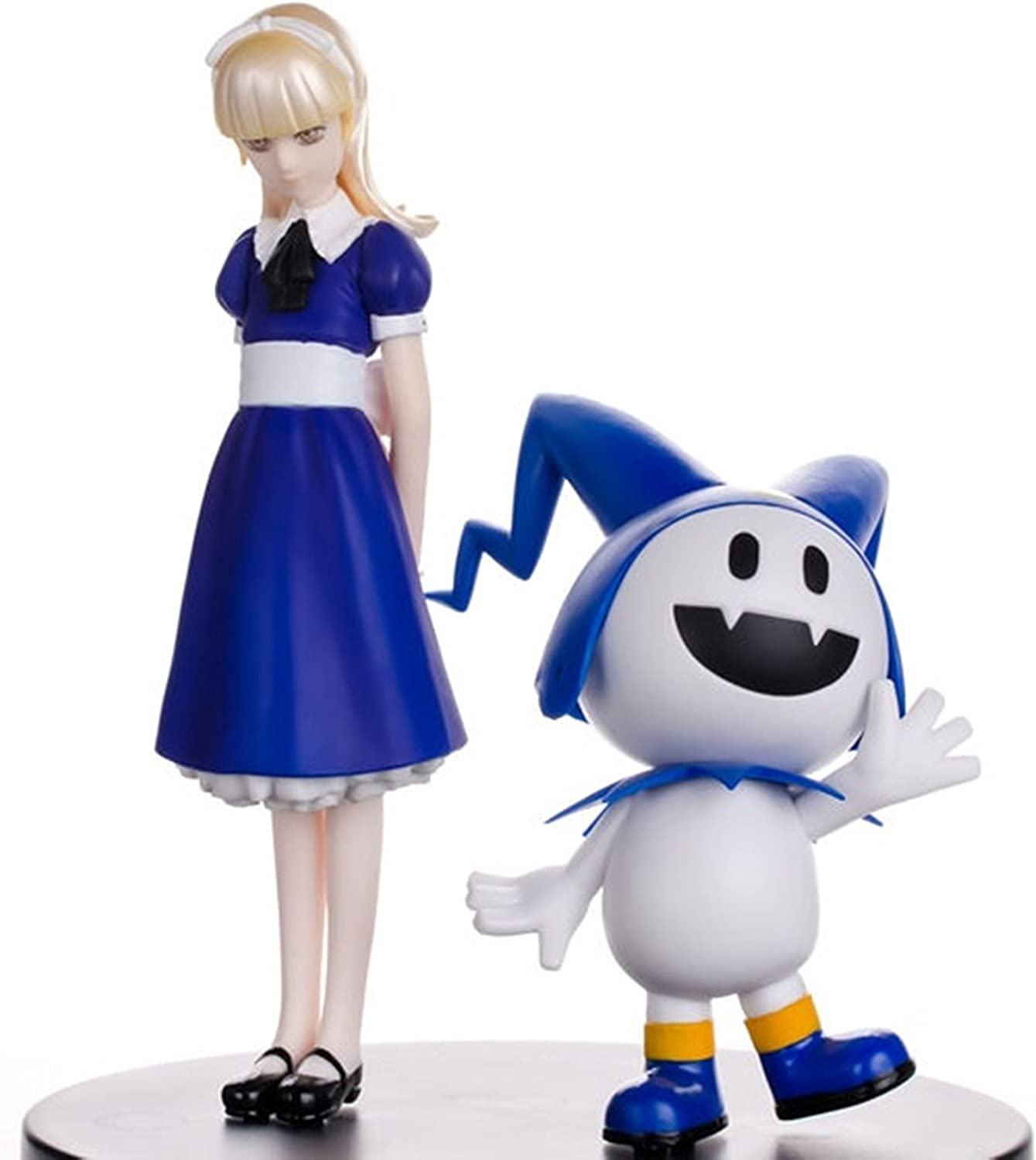 Shin Megami Tensei Real Figure 4 Single Item Alice Jack Frost Japan Import By Persona Toys Games
