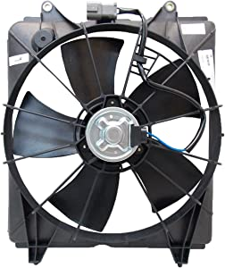 Automotive Cooling Radiator Cooling Fan Assembly For Honda CR-V HO3115139 100% Tested