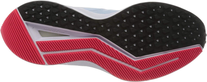 Nike Damen WMNS Zoom Winflo 6 Leichtathletikschuhe, Schwarz, EU Blau Half Blue Red Orbit Black White 401