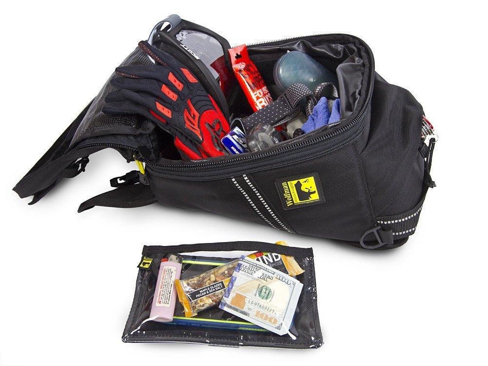 Wolfman Explorer Lite Tank Bag 2017 Edition S218 Wolfman Luggage