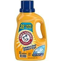 Deals on Arm & Hammer Clean Burst Liquid Laundry Detergent, 32 Loads
