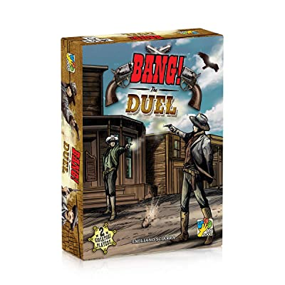 DV Games – Bang. The Duel: Toys & Games