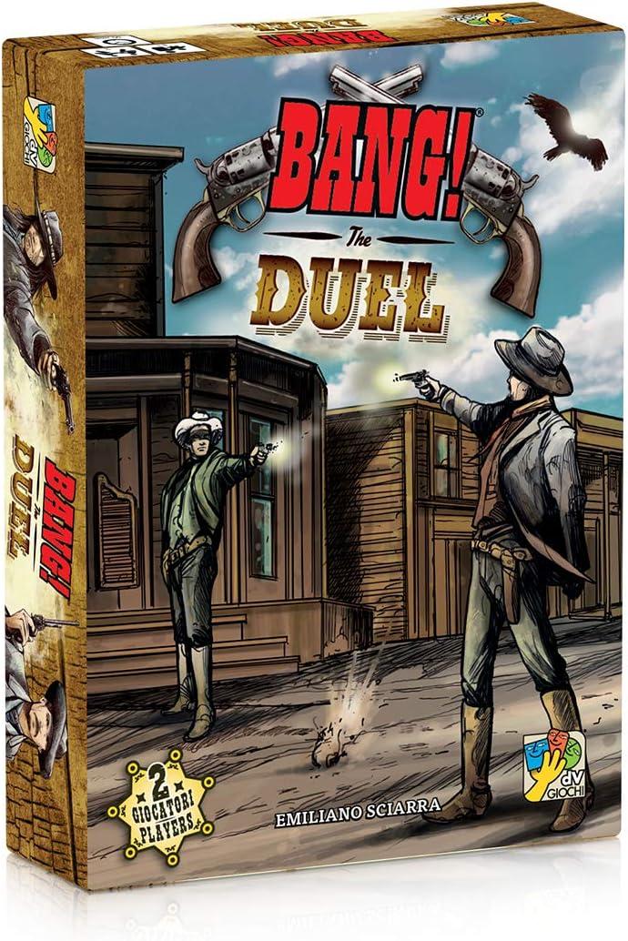 dV Giochi - Bang. The Duel: Amazon.es: Juguetes y juegos