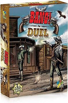 DV Spiele Bang The Duel-Duelli DVG9110 - Juego de Cartas para Dos Jugadores (edición Italiana): Amazon.es: Juguetes y juegos