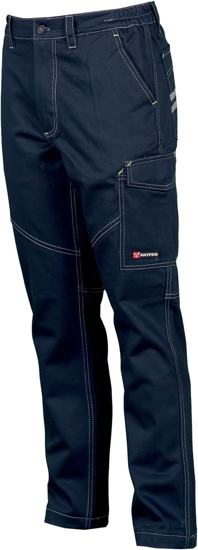 Stile Diverso H HILABEE Pantaloni Da Cuoco Per Uomo Pantaloni Da Lavoro Pantaloni Da Cuoco Realizzati In Cotone Di Alta Qualit/à