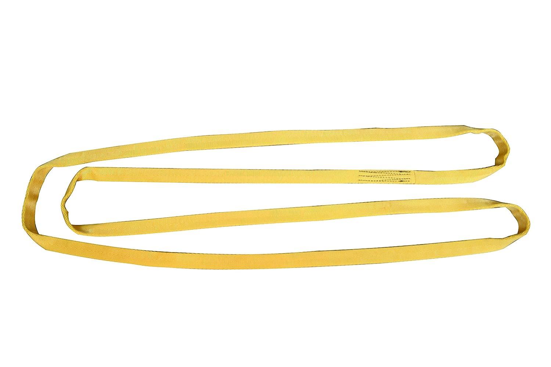 Elk River 26832 Nylon Heavy Duty Endless Sling, 5000 lbs Capacity, 2' Length x 1' Width 2' Length x 1 Width Inc
