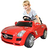 Goplus Kids Ride on Car Drivable Mercedes Benz 12v Electric/ Battery Power with MP3 Perfect Christmas Gift for Childs