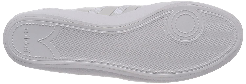 Adidas Qt Vulc 2.0 W, Zapatillas de Gimnasia para Mujer, Gris (Grey One F17/Haze Coral S17), 36 EU